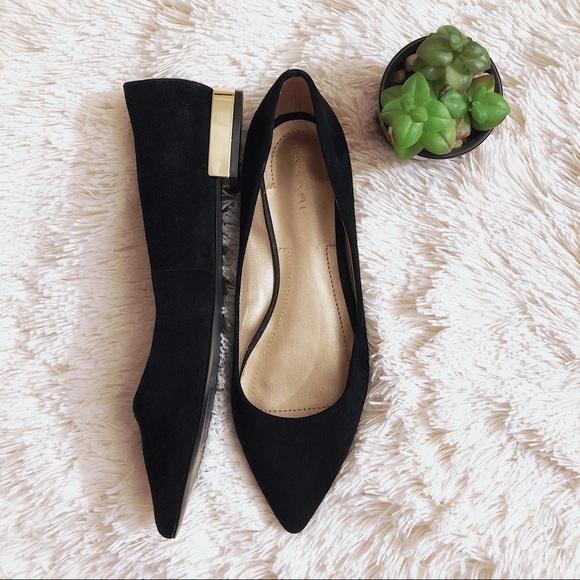Tahari Shoes | Tahari Eda Black Pointed